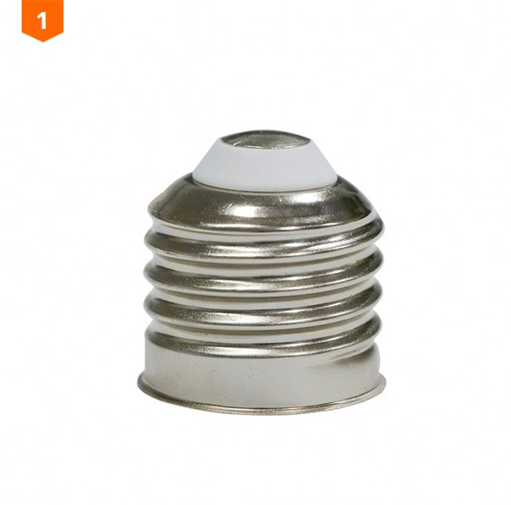 Factory Wholesale Cheap Screw Base E27 Vintage Led Bulb Mini Lamp Holder