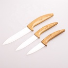 High Quality Wholesale Cheap Ceramic Knife Set With Holder For Home Use