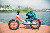 New Arrival Magnesium Alloy Lightweight Portable Kids Bike 12 Inch Wholesale  Balance Bike Cycling Kid Balancing Bike