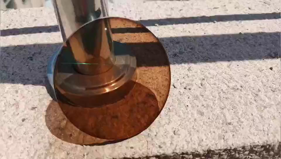 Thiên Hà Nhà Sản Xuất Màu Đen Cao Ống Kính Nhựa Chất Lượng 1.56 Tầm Nhìn Duy Nhất Mặt Trời Ống Kính Mắt Nóng Bán HMC