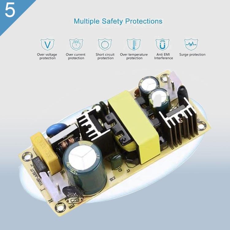 Fabrika doğrudan satış güç kaynağı giriş 100-240V ac dc pil şarj cihazı adaptörü 5V 9V 12V 24V 1A 2a 3a 4a 5a güç adaptörü