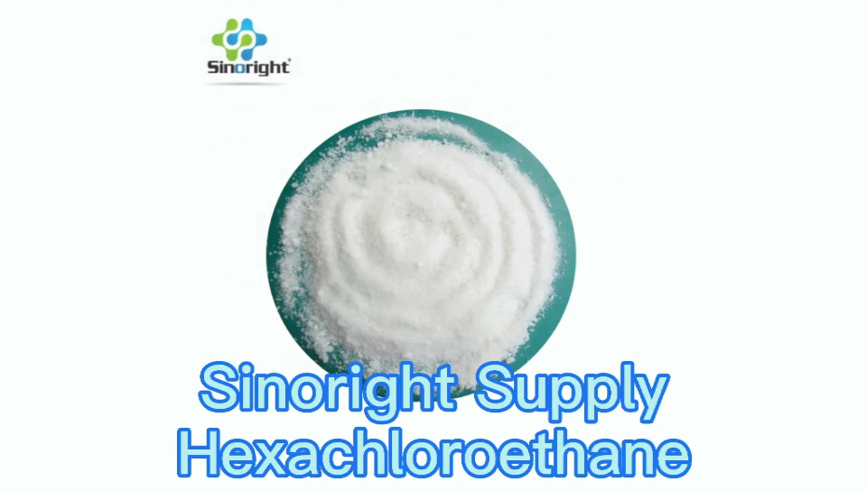 CAS NO 	67-72-1 Supply HEXACHLOROETHANE  with low price