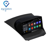 ZYCGOTEC Factory Supply 1+16GB Android 10.0 Car DVD Player for Ford Fiesta 2009-2017 Radio Multimedia Navigation System