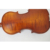 Hot sale 100% half handmade high grade solid flame maple violin with ebony fittings