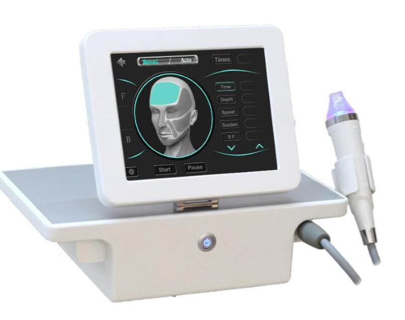 Fractional Microneedle RF Machine for Acne Scar Stretch Marks Removal rf microneedling machine fractional
