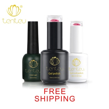 Free sample private label wholesale color soak off uv gel nail polish