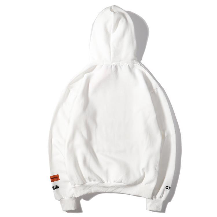 Fabrik preis großhandel übergroßen schwarz hoodie off-weiß off schulter hoodies netzteil mit günstigen