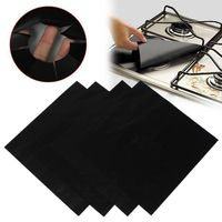 Kitchen Selling Reusable Non Stick Gas Range Stove Top Stovetop Protectors
