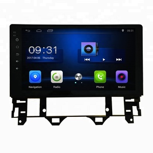 YZG 10.1 Inch Android 8.1 Car Dvd Radio Multimedia Gps System for Old Mazda 6 with Gps Bluetooth