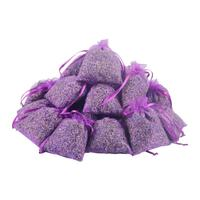 pure organic lavender sachet bag flowers dried - perfect for tea, baking, lemonade, diy beauty, sachets & fresh fragrance
