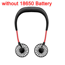 Мини USB портативный вентилятор, шейный вентилятор с перезаряжаемой батареей, маленькие настольные вентиляторы, ручной кондиционер для комн...(Китай)