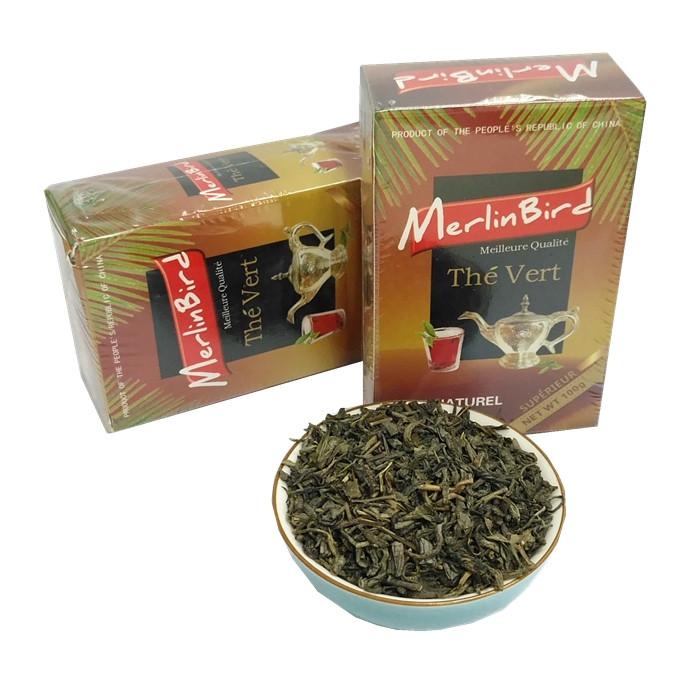 Loose tea, China green tea chunmee, green tea 4011 - 4uTea | 4uTea.com