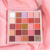 Custom Brand Cosmetics Eyeshadow Palette Magnetic Shadow Palette with 25 colors