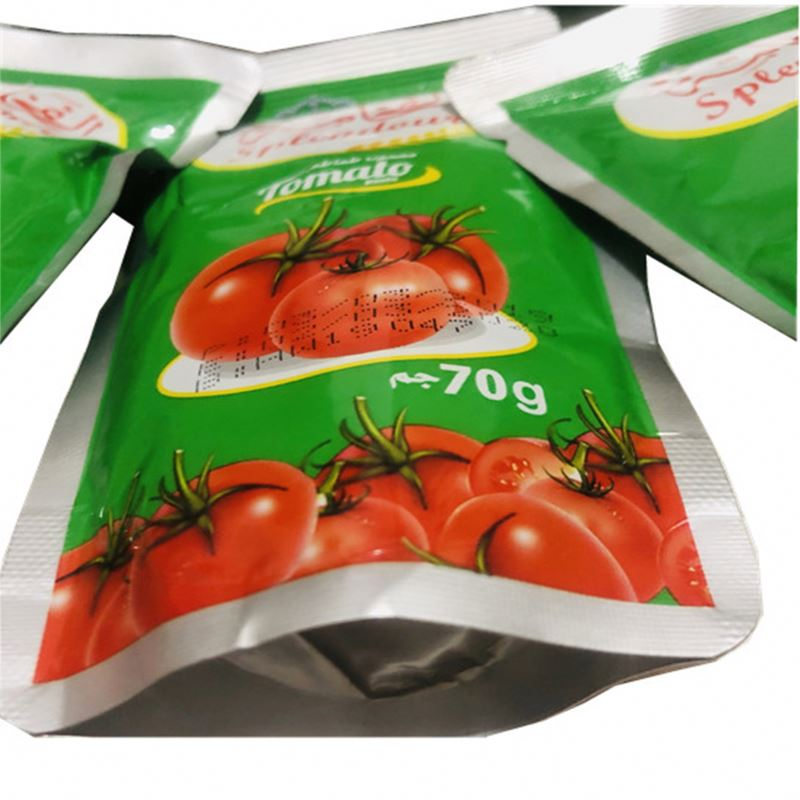 Brix Hot Break Tomato Paste In Drums With Aseptic Bag Inside