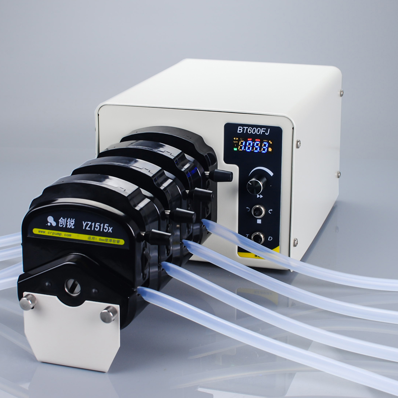 Yanfeng High Viscous Fluid Transfer Micro Peristaltic Pumps