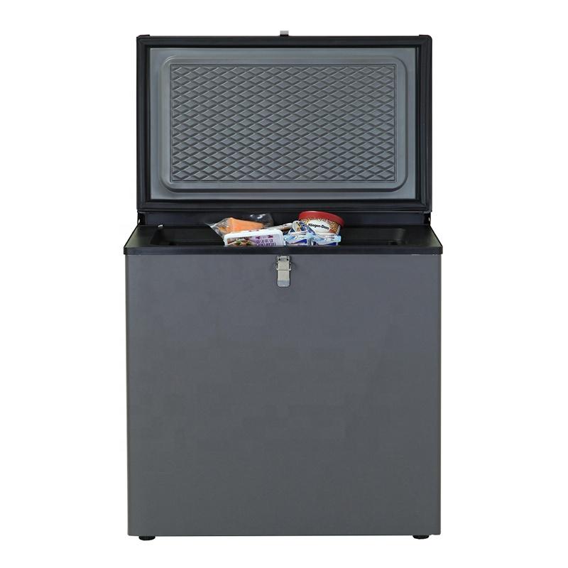 Assorbimento di Gas GPL Elettrico AC110v/220 v o DC12V/24 V Torace Profondo Freezer