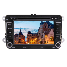 GPS Navigation doppel 2 din Bluetooth kopf einheit multimedia-player 7 zoll touch screen auto audio radio für vw Amarok passat