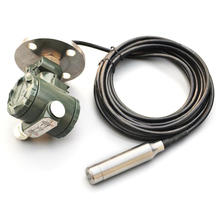 4-20ma सस्ते इनपुट पानी की टंकी स्तर गेज दबाव तरल स्तर ट्रांसमीटर
