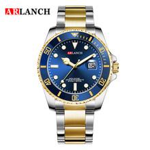 2020 модные брендовые роскошные часы для мужчин, спортивные водонепроницаемые наручные часы из нержавеющей стали для мужчин, Relogio Masculino(Китай)