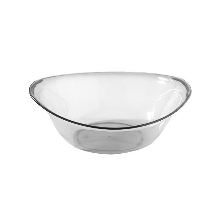 China Wholesale Oval Large Pp Plastic Wash Basin Large, Plastic Basin
