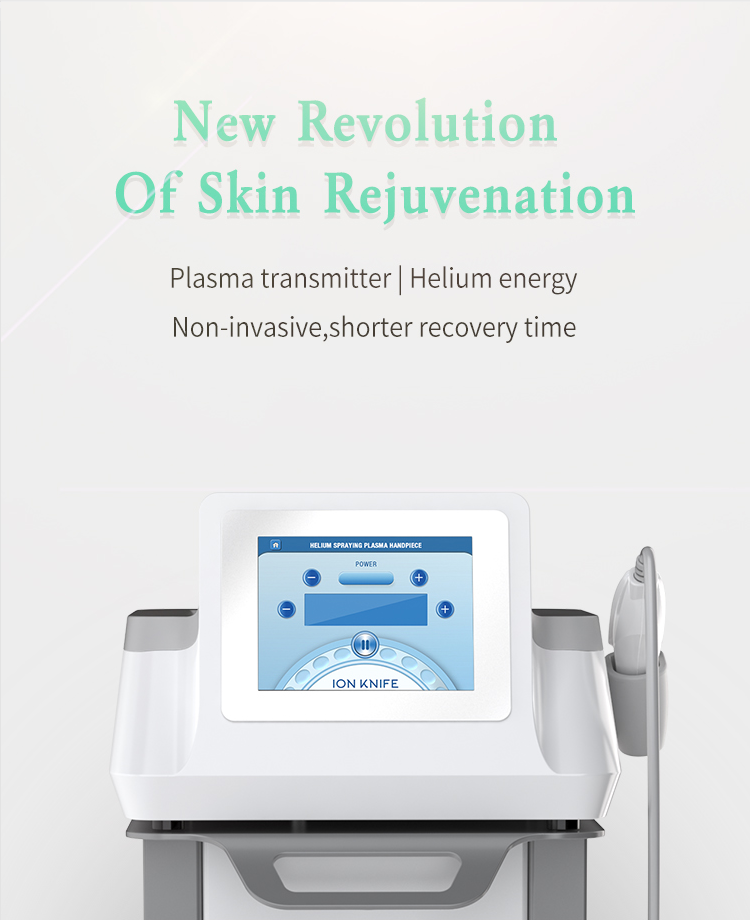 Portable Home Use Machine With Scar Remove And Skn Resurfacing Tissue Regeneration Plasma Skin Care For Sale