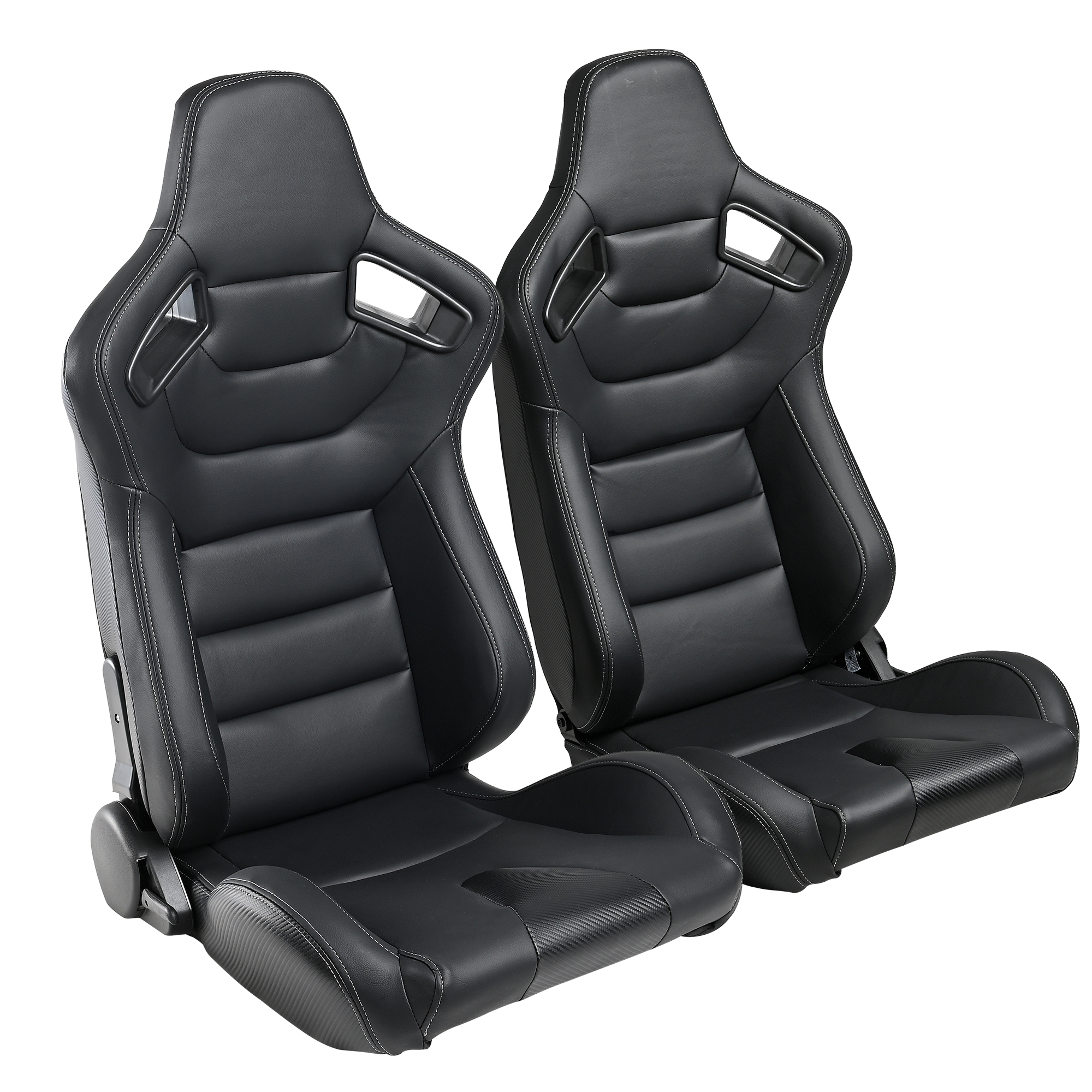 Picture of: Jbr1041 Hot Sale New Pvc Leather Single Slider Racing Universal Bucket Seats For Sale Buy Bucket Seats Bucket Seats For Sale Universal Leather Car Seats Product On Alibaba Com
