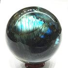 Labradorite Wholesale Natural Gemstonse Sphere Labradorite Stone Quartz Ball Crystal Crafts