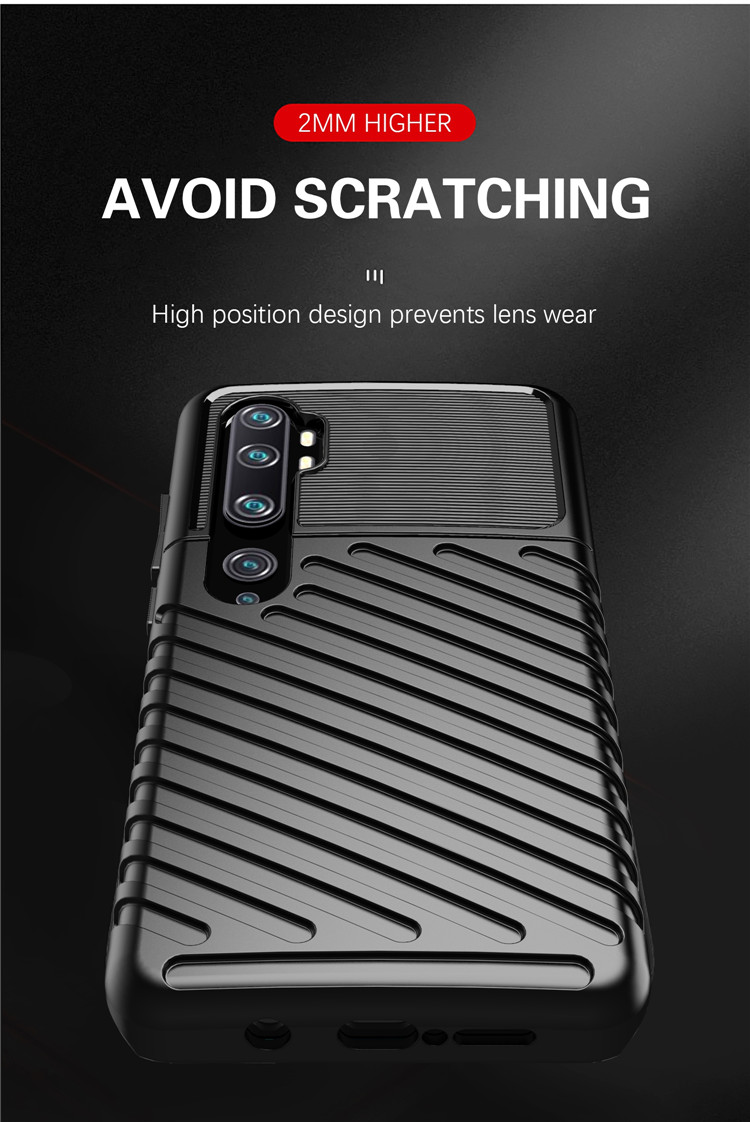 Latest fashion luxury brand soft TPU stripe texture shock proof famous cell phone back cover case for Xiaomi mi cc9 pro
