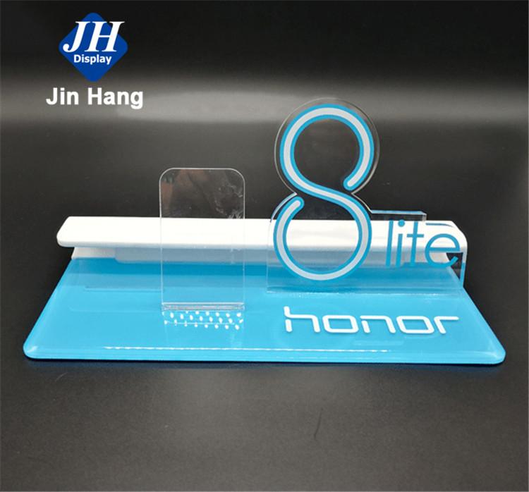 Claro Venta caliente de cristal de acrílico iphone 6 pantalla