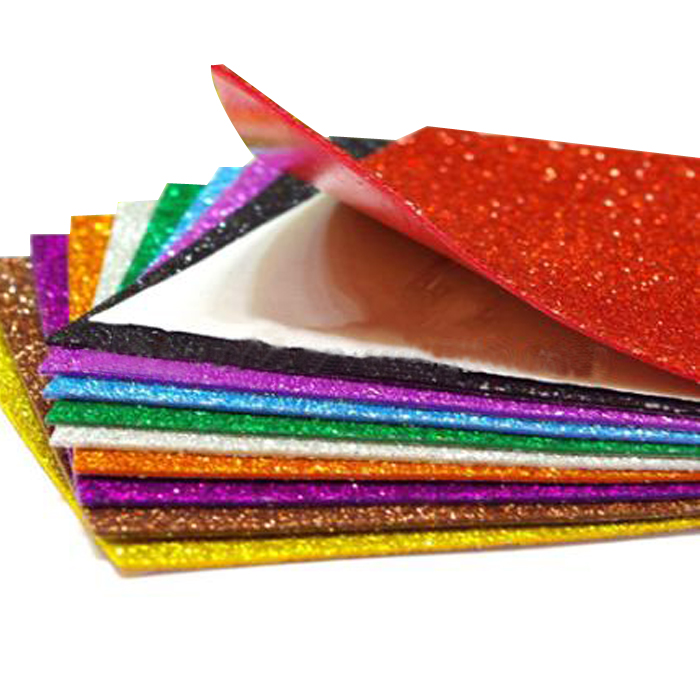 Diy Craft Assorted Color Wholesale Glitter Foam Sheet - Buy Glitter  Sheet,Glitter Foam Sheet,Thin Glitter Foam Sheets Product on Alibaba.com
