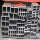 China aluminium pipe factory supply OEM aluminium square tubes and pipes with prices