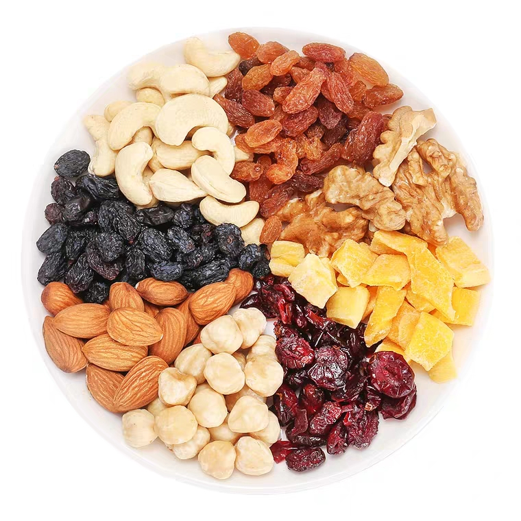 Daily Healthy Snacks Cranberry & Raisin Mixed Roasted Kernels Nuts