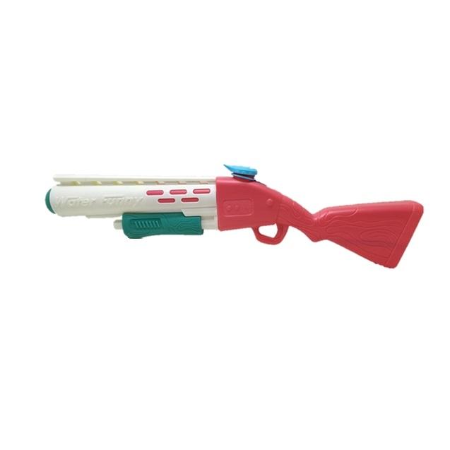 Summer outdoor funny pneumatic long range kid water gun