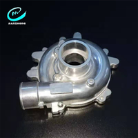 Cars supercharger volute OEM high precision aluminum die casting