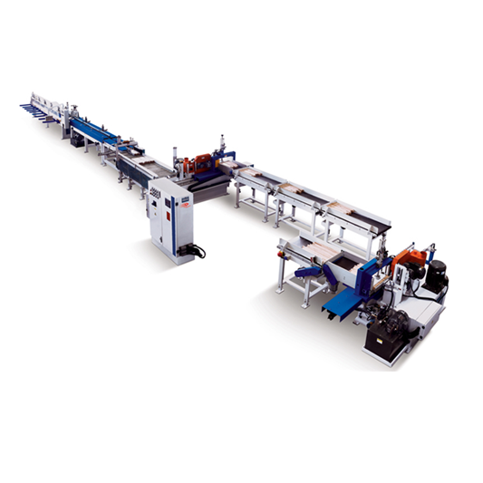 HMF6200B, Automatic finger jointing line, wood finger joint machine,finger joint cutter