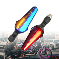 Motorcycle led accessories Turn Signal LED Indicator Motorbike Bright Lights for Honda Harley Hayabusa Suzuki BMW Triumph KTM
