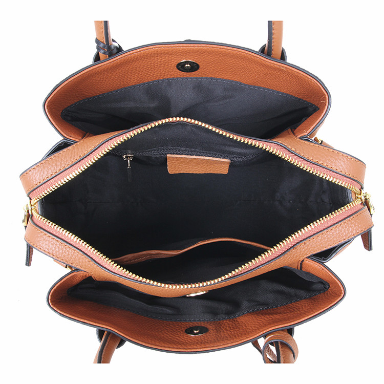 product-2020 Newest Fashion Retro Leather Handbags Multi-function Crossbody Bag Vintage Handbags for-1