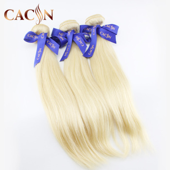 Wholesale raw indian virgin natural wavy curly ash blonde human hair,cheap remy russian 613 virgin double drawn blonde hair