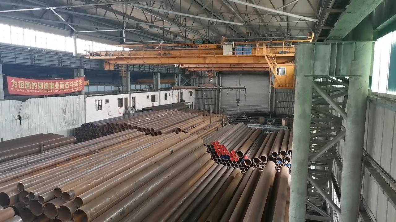حار بيع المجلفن ماسورة فولاذ غير ملحومة