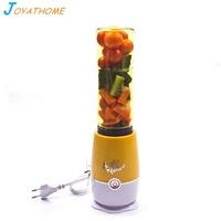 Joyathome 220v Electric Mixer Fruit Juicer Machine Food Blender to Go Plastic Blender Bottle Other Kitchen Appliances