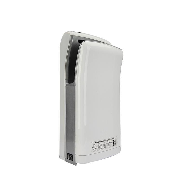 Easy install wall mounted jet air high speed automatic hand dryer