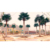4m Large Anti-fading Decorative Landscaping Plants Preserved Outdoor Indoor Washingtonia Artificial Palm Trees