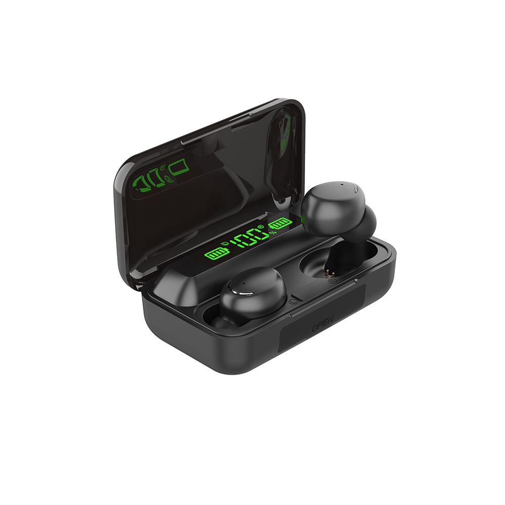 이어폰 블루투스 터치 스크린 헤드폰 X11 이어폰