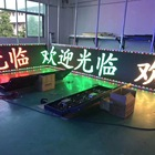 Red P10 Sign Outdoor Led Display