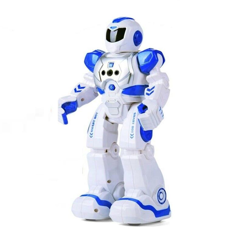 Educatief smart afstandsbediening wandelen speelgoed robot voor kinderen