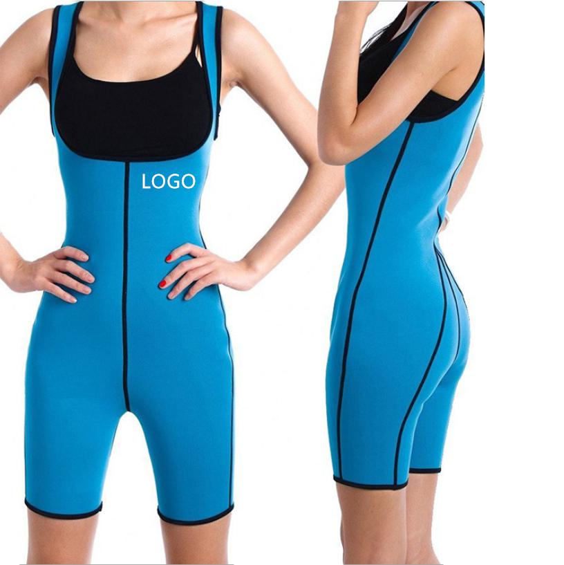 Neopren Taille Trainer Schweiß Shaper Abnehmen Unterwäsche Shapers Körper Shaper Körper Frauen Body Modellierung Shapewear
