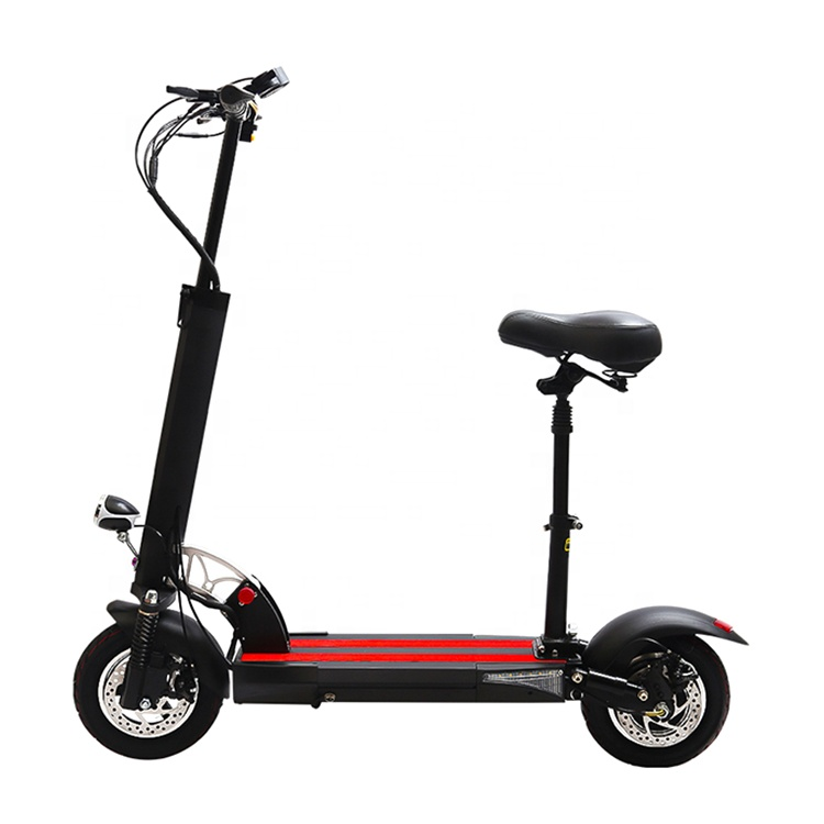 10 Inch Scooter Hub Motor Folding Cheap Electric Scooter for Adults