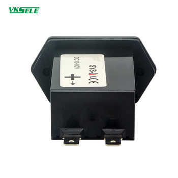SYS-1 electronic small digital meter AC DC black type counter