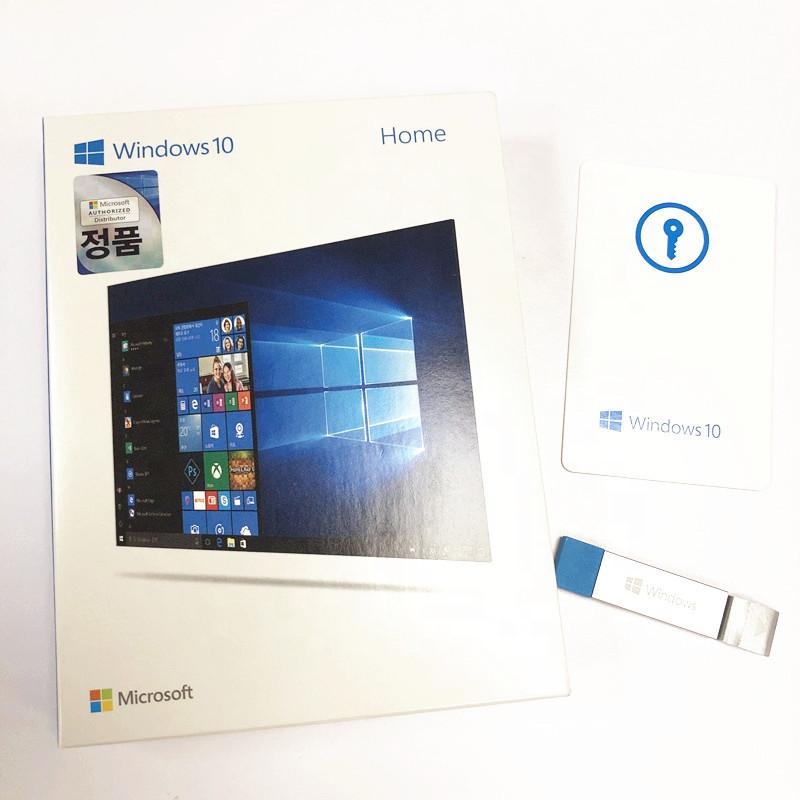 Genuine Korean Microsoft Windows 10 Home Fpp Oem Software Download 64 Bit Usb Win 10 Home Buy Computer Hardware Home Dvd Key Software Product On Alibaba Com