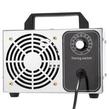 Озонатор 28 Гц/ч озоновая машина очиститель воздуха дезинфекция стерилизация очистка формальдегида воздушный фильтр вентилятор для дома(Китай)